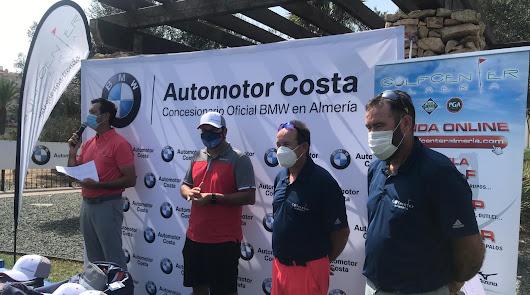 El Torneo Golf Center Almería & BMW Automotor Costa celebra su segunda edición