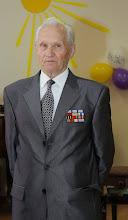 Photo: Ветеран Великой Отечественной войны Яков Георгиевич Асберг