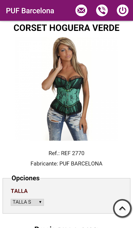 PUF Barcelona- screenshot