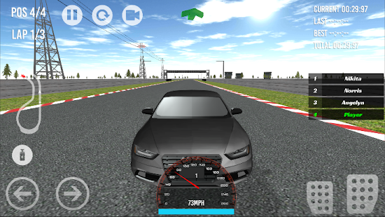 A4 Roadster Q7 Racing Sim 2017 for PC-Windows 7,8,10 and Mac apk screenshot 4
