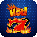 Flaming Hot Slots - Triple 7s icon