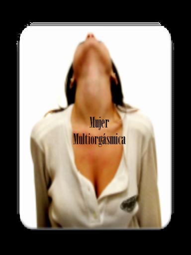 Mujer Multiorgásmica