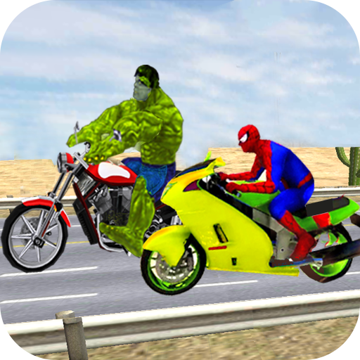 Highway Moto Bike Racing Free