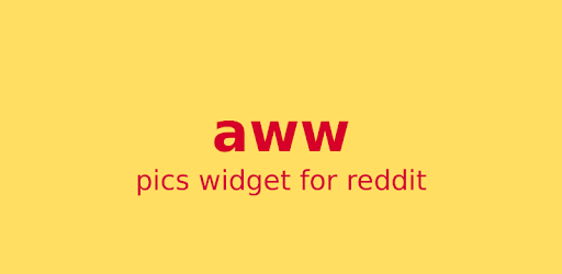 aww: reddit pictures widget - Apps on Google Play