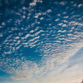 Pantai Nirwana by Taufik T KamaMoto - Landscapes Cloud Formations