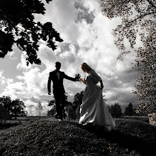 Bryllupsfotograf Jūratė Din (JuratesFoto). Bilde av 10.01.2019