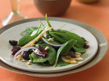 Pacific Northwest Spinach Salad Recipe
