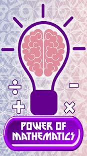 Power Of Mathematics - náhled