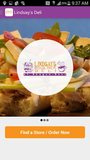 Lindsay's Boulder Deli