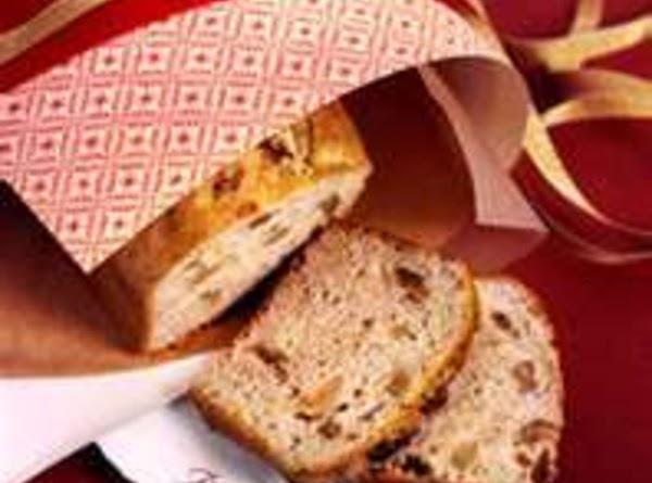 Honey Apricot Bread Recipe