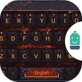 Lava Dragon Theme Keyboard Android APK Download Free By Best Keyboard Theme Design