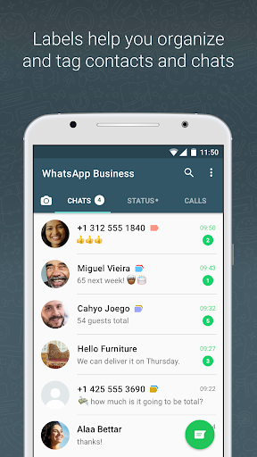 WhatsApp Business screenshot 3