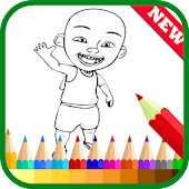 Tải Game Coloring Upin Book Ipin Pages