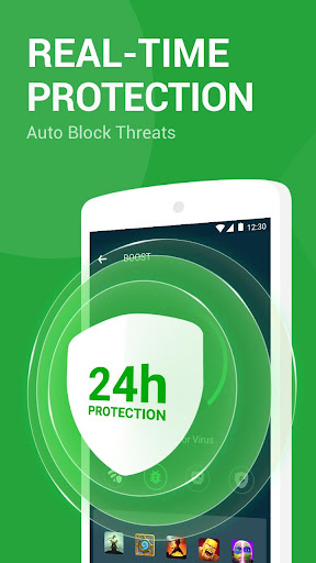 Power Security-Anti Virus, Phone Cleaner & Booster v1.4.5 [Mod AdFree]
