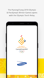 PyeongChang 2018 Official App APK screenshot thumbnail 1