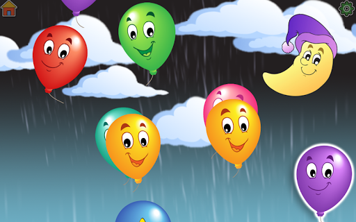 Kids Balloon Pop Game Free ud83cudf88 25.0 screenshots 16