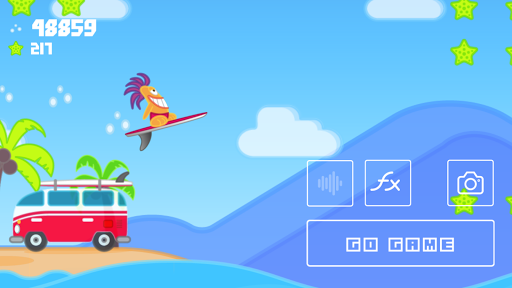 玩免費休閒APP|下載The Wave Surf Tap Adventure app不用錢|硬是要APP