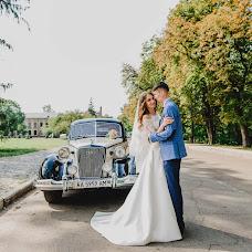 Wedding photographer Evgeniya Ivanova (UGENI). Photo of 09.10.2018