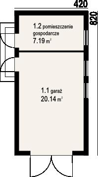 DP-G1-04 - Rzut parteru