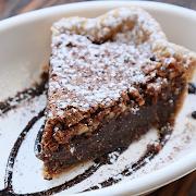 Frontera's Chocolate Pecan Pie