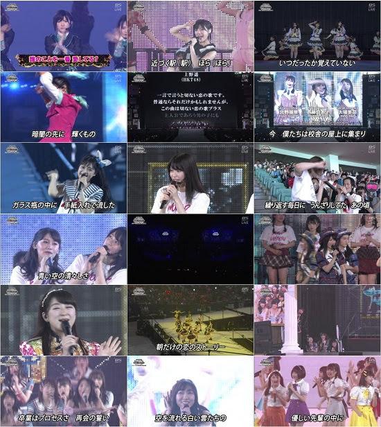 (TV-Variety)(720p+1080i) AKB48世界選抜総選挙~コンサートから午後8時まで独占生中継~ 180616