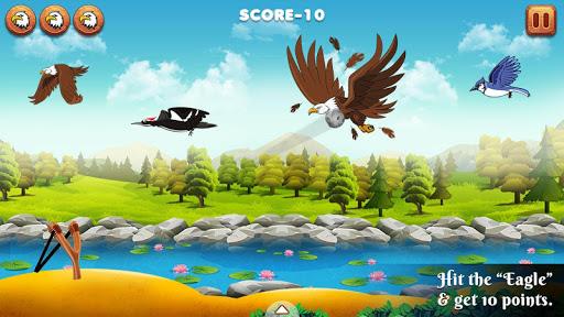 Eagle Hunting  trampa 6