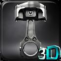 Motore 3D Sfondi animati icon