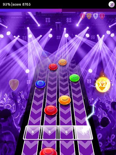 Rock Challenge: Electric Guitar Game 1.2 screenshots 16