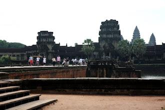 Photo: Year 2 Day 44 - Entrance to Angkor Wat