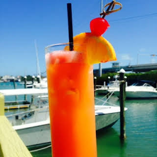 Fruity Tropical Punch Recipe From The Florida Keys.