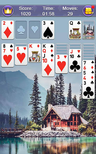 Solitaire 3.1.1 screenshots 2
