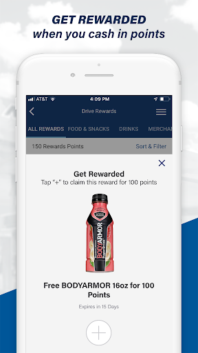 Screenshot for Murphy Drive Rewards in United States Play Store