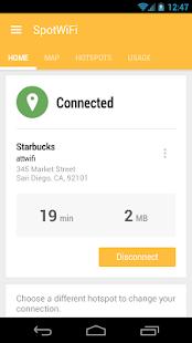 SpotWiFi: Automate & Spot WiFi - náhled