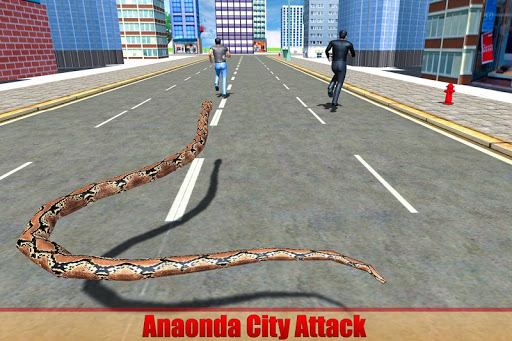 Anaconda Rampage: Giant Snake Attack screenshots 4