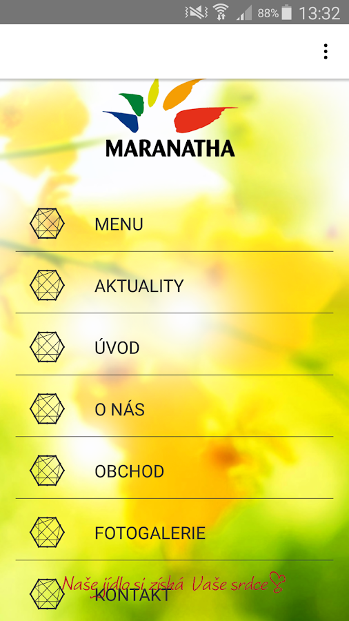MARANATHA- screenshot