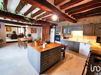 maison à Fleury-la-Vallée (89)