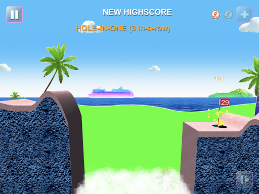 Golf Finger - screenshot