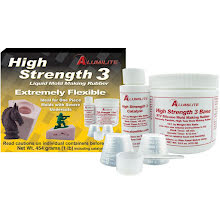 Amazing Casting Products - High Strength 3 Liquid Mold Making Rubber 1lb