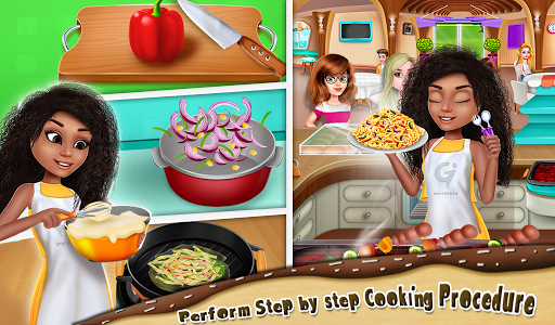 My Rising Chef Star Live Virtual Restaurant 1.0.1 screenshots 4