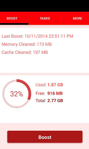 Eraser Clean Android Cleaner