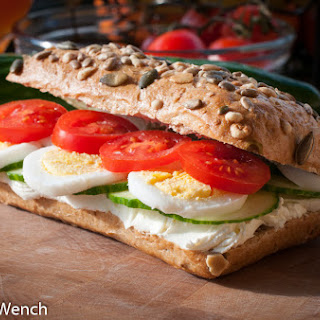 Boiled Egg Sandwich Healthy Recipes.