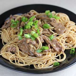 Teriyaki Noodles Recipe
