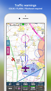 EasyVFR basic NL  (AirspaceAVOID) for pilots- screenshot thumbnail