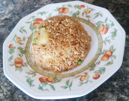 193. Pineapple Fried Rice
