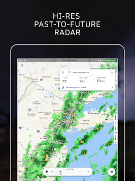 Storm Tracker: NOAA Weather Radar & Live GPS Maps