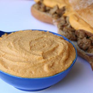 Vegan Smoked Cheddar Cheese Dip