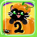 Halloween Games- Kids Puzzle 2 icon