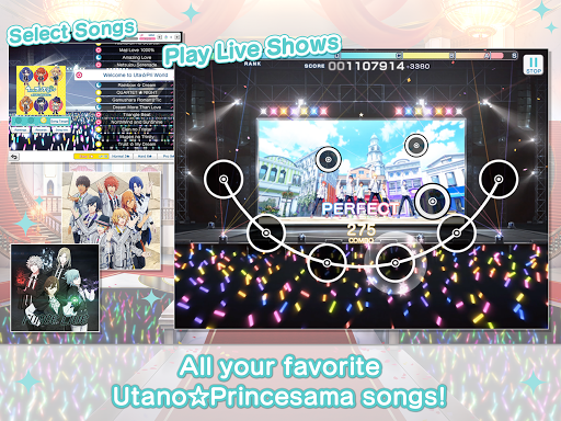 Utanou2606Princesama: Shining Live 2.3.0 screenshots 11