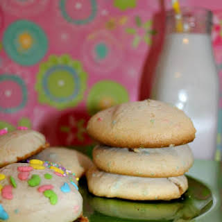 Easy Cool Whip Cookies.