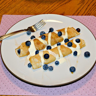 Crepes #SundaySupper Recipe